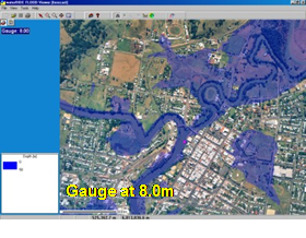 Summary Flood Manager